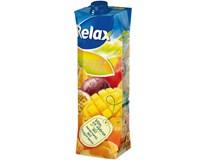 Relax Select mandarinka+maracuja+mango nektar 12x1L