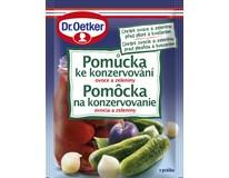 Dr.Oetker Pomůcka ke konzervování 25x5g