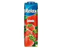 Relax Jahoda nektar 12x1L