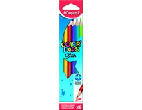 Pastelky trojboké Maped Color'Peps 6 barev 1ks