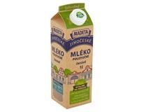 Madeta Jihočeské mléko lahodné polotučné 1,5% chlaz. 10x1L