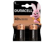 Baterie Duracell Basic C 2ks