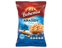 Bohemia Arašídy solené 5x100g