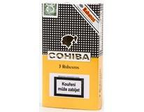 Cohiba Robustos doutníky C/P 3ks (497,00)