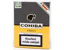 Cohiba Siglo II. doutníky C/P 5ks (331,00)