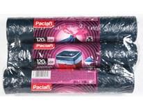Pytle na odpadky Paclan Premium zatahovací 120L 3x10ks