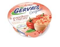 Gervais Original sýr s paprikou a rajčaty chlaz. 6x80g