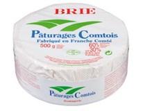 Pâturages Comtois Brie sýr 60% chlaz. 1x500g