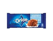 Orion Čokoláda mléčná bez cukru 22x50g