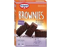 Dr.Oetker Čokoládové brownies sypká směs 4x400g