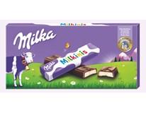 Milka Čokoláda Milkinis 10x87,5g