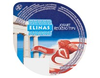Elinas Jogurt řecký jahoda chlaz. 4x150g