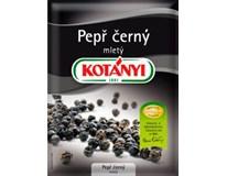 Kotányi Pepř černý mletý 5x20g