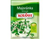 Kotányi Majoránka drhnutá 5x6g