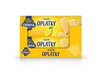 Opavia Zlaté oplatky citronové 14x146g