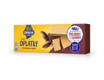 Opavia Zlaté oplatky čokoládové 14x146g