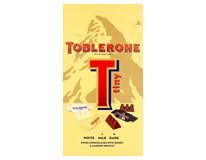 Toblerone Tiny variety čokoláda bílá/mléčná/hořká 1x200g