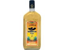 Sombrero Negro Gold Tequila 38% 12x1L