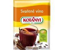 Kotányi Koření na svařené víno 5x35g