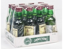 Jameson irská whiskey mini 40% 16x12x50ml