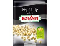 Kotányi Pepř bílý mletý 5x20g