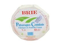Pâturages Comtois Brie sýr 60% chlaz. 1x1kg