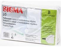 Taška s bublinovou výplní Sigma B 140x225mm 10ks