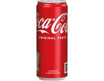Coca-Cola 24x330ml plech