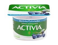 Danone Activia Jogurt borůvkový chlaz. 24x120g