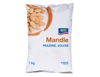 ARO Mandle pražené solené *70/5 1x1kg