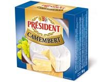 Président Camembert sýr plísňový chlaz. 5x90g