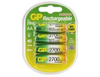 Baterie GP Recyko 2700 HR6 AA 4ks