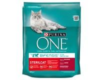 Purina One Sterilcat granule pro kočky 1x800g