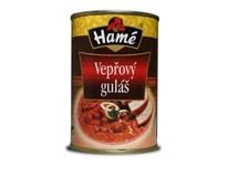 Hamé Vepřový guláš hotové jídlo 4x415g