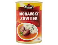 Hamé Moravský závitek hotové jídlo 4x415g