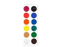Barvy vodové KOH-I-NOOR velké 12 barev 1ks