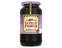 Seville Premium Olivy černé bez pecky 1x935g