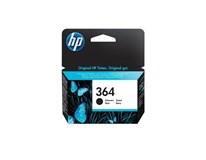 Cartridge HP N364 černá 1ks