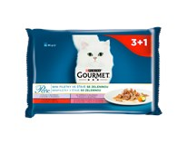 Purina Gourmet Perle kapsička se zeleninou pro kočky 4x85g