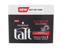 Taft Power Extreme gel na vlasy 1x250ml