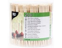 Napichovátko bambusové Pick Up Finger Food 8,5cm 500ks