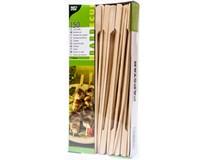 Špejle grilovací Papstar bambusové 25cm 150ks