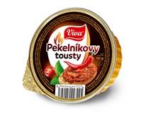 Viva Pekelníkovy tousty paštika 16x120g