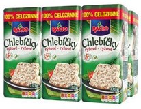 Racio Chlebíčky rýžové 6x130g