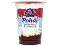 Kunín Pohár dezert smetanový čokoládový chlaz. 6x150g