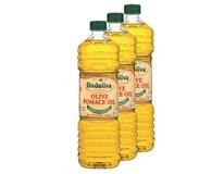Ondoliva Olej olivový z pokrutin 3x1L
