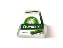 Chavroux Kozí sýr pažitka chlaz. 1x150g