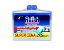 Finish Duo čistič myčky 2x250ml