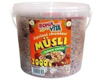 Bonavita Müsli zapékané s oříšky 1x2kg