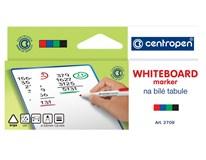 Značkovač na tabule Centropen 2709 sada 4ks